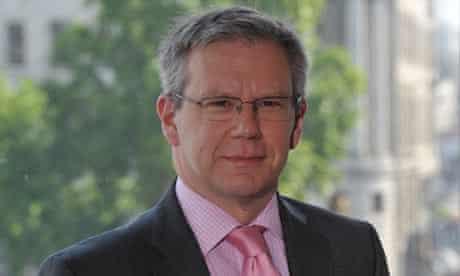 Alan Leaman, Management Consultancies Association