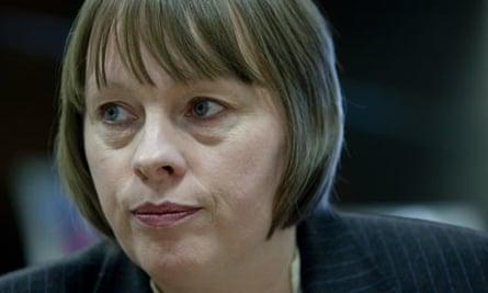 Maria Eagle prisons' minister