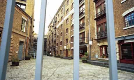 Gated housing estates