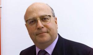 Stuart Etherington, chief executive of the NCVO