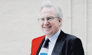 Stewart Sutherland, former chair of royal commision into long-term care