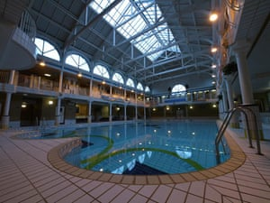 New Book Celebrates Britain 39 S Indoor Swimming Pools Society The Guardian