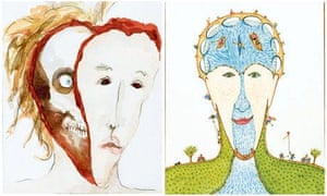 Wellcome Collection exhibition of Bobby Baker's 'visual diary' of recovery from depression