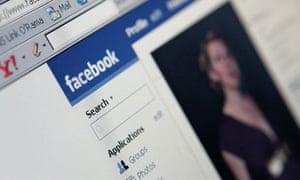 Social networking website, Facebook