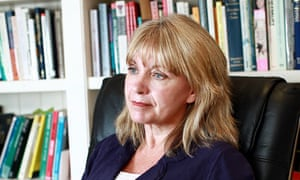Psychotherapist Dawn Devereux