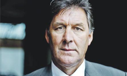 David Scott, former head of the London probation service.