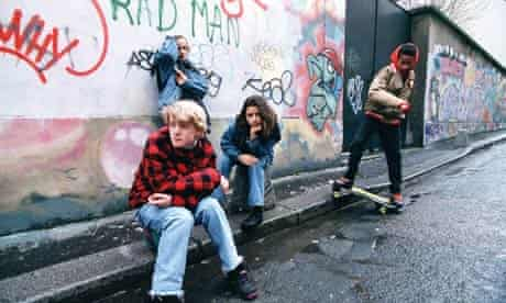 Youths on the street