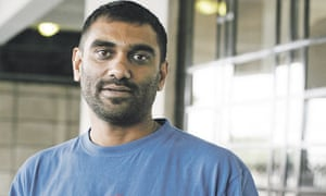 Kumi Naidoo, chair of Global Call to Action Against Poverty