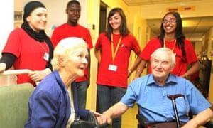 hospital volunteers