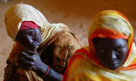 Sudanese refugee women