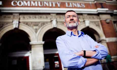 David Robinson, co-founder of Community Links