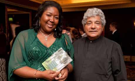 Deanne Heron, Arif Ali, Hansib publications 40th birthday