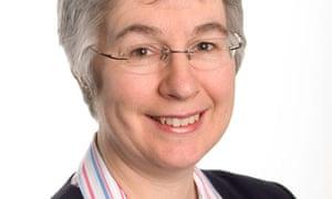 Liz Burnley, Girlguiding UK