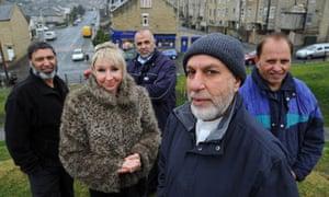 Bradford Trident community councillors
