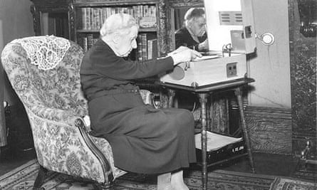 Listening to Talking Books in the 1940s