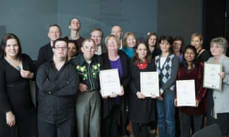 Guardian Charity Awards 2010