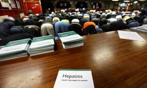 hepatitis mosque