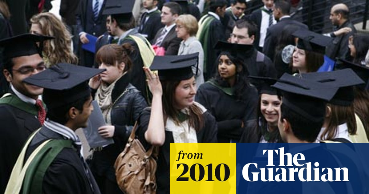 Black Students Trail White Classmates In Achieving First Class Degrees Education The Guardian