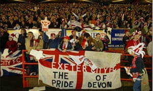 Exeter City fans