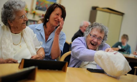 Clyst Day Centre for the elderly