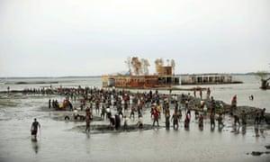 Bangladesh faces tragic consequences