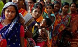 India has received more British aid