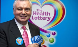 The Health Lottery launch, London, Britain - 27 Sep 2011