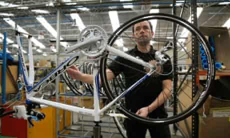 Dani Martinez, innovation director at Orbea bicycles, Mondragon corporation