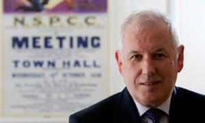 Andrew Flanagan, chief executive, NSPCC