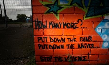 What can da community do u stop/prevent gangs??