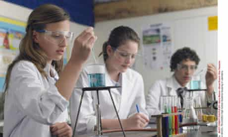Science students