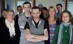 Ben Mansell Life programme Swindon