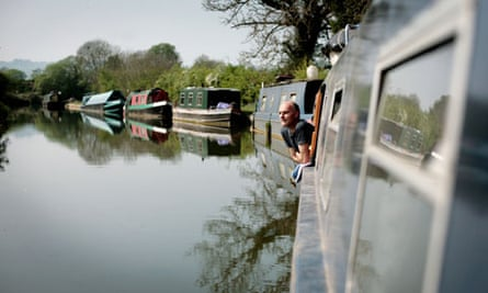 Brian Greaves, Kennet and Avon canal