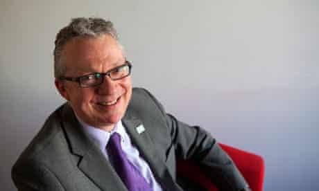 Jeremy Hughes, Alzheimer's Society chief executive