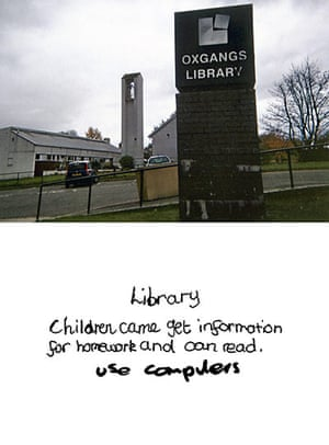 Joseph Rowntree: Oxgangs library