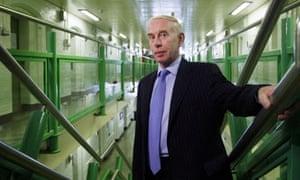 Brigadier Hugh Monro, Chief Inspector of Prisons for Scotland
