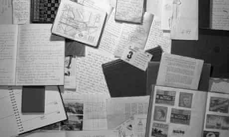 David's Box: the letters and journals of David, who was diagnosed with schizophrenia in 1964