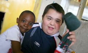 Young people with disabilities