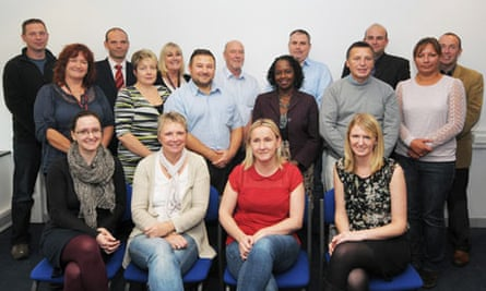 The Hertfordshire Horizons team uses GPS devices to monitor ex-offenders