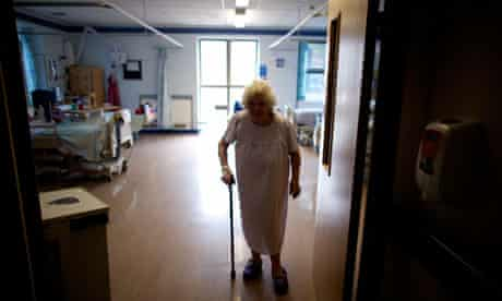 An ageing population means demand for the NHS keeps going up – and getting more expensive