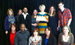 Surrey county council Epsom hospital adult social care team