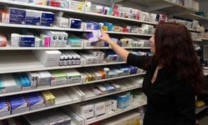 pharmacies, Peter Dawson