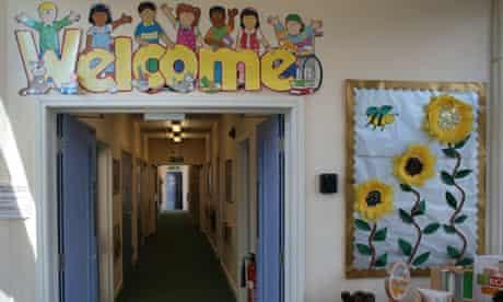 Oak Meadow children's centre, Hampshire