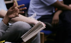 Wandsworth prison reading group
