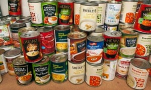 The existence of food banks in one of the richest countries in the world is a devastating indictment