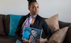 Deborah Taylor is campaigning on behalf of her nephew