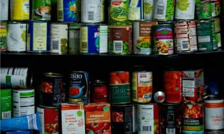 The surge in volunteering to help the hungry has occurred without any state support.