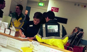 Whittington Hospital, Accident & Emergency department