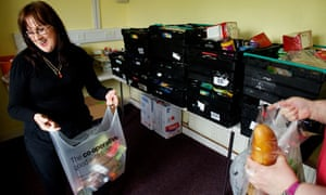 Nick Saul has been watching Britain's proliferation of food banks with growing concern