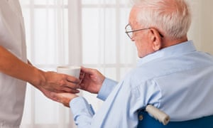 In the domiciliary care sector more than half of all workers are on zero-hours contracts